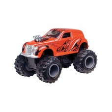 "Машина Motormax Monster Vehicle (Серия Mighty Monsters) в асс. 3"" н/бл"